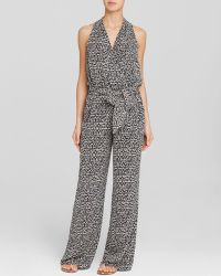 Tory Burch Tribal Geo Jumpsuit Swim Cover Up - Lyst