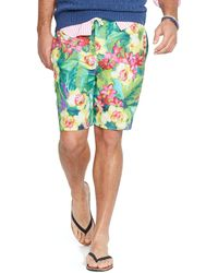 Polo Ralph Lauren Floral 7 Swim Trunk - Lyst