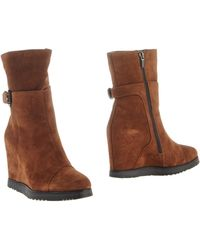 Zamagni Ankle Boots - Lyst