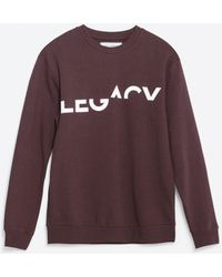 Zara | Sweatshirt | Lyst