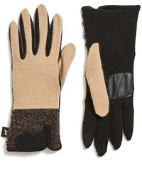 Echo - 'touch - Boucle' Tech Gloves - Lyst