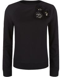 Needle & Thread - Corsage Sweater - Lyst