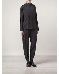 Issey Miyake Pine Knit Jacket - Lyst