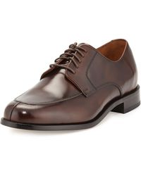 Cole Haan Air Carter Leather Lace-up Oxford - Lyst