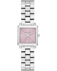 Marc By Marc Jacobs Womens Katherine Stainless Steel Bracelet Watch 17mm - Lyst