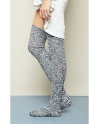 Free People Pioneer Thigh High - Lyst