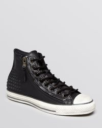 Converse Chuck Taylor All Star Double Zip High Top Sneakers - Lyst