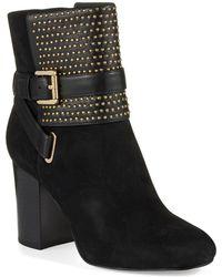 MICHAEL Michael Kors Krista Ankle Boots - Lyst