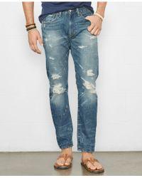 Denim & Supply Ralph Lauren Slim-Fit Traverse Jeans - Lyst