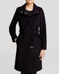 Basler - Coat - Belted - Lyst
