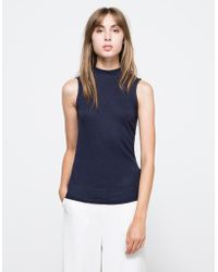 Objects Without Meaning - High Neck Core Top - Lyst