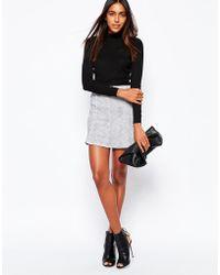 d.RA - Garnet Skirt - Sketch - Lyst