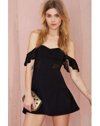 Nasty Gal Lovers and Friends Sweet Somethings Dress - Lyst