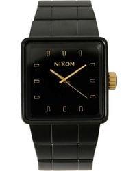 Nixon Black Wrist Watch - Lyst