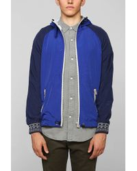 Vanishing Elephant Jacquard Rib Windbreaker Jacket - Lyst