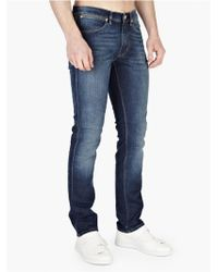 Acne Studios Men'S Washed Max Prince Slim-Fit Jeans - Lyst