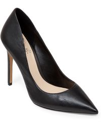 Vince Camuto Norida Leather Pumps - Lyst