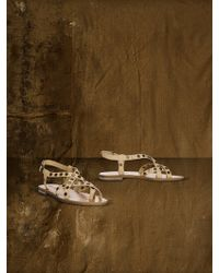 Denim & Supply Ralph Lauren Leather Gretna Sandal - Lyst