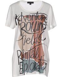 Burberry Prorsum | T-shirt | Lyst