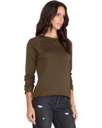 Obey Echo Mountain Sweatshirt - Lyst