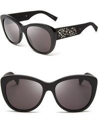 Dior Inedite Oversized Sunglasses - Lyst