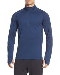 Rhone - 'sequoia' Quarter Zip Training Pullover - Lyst