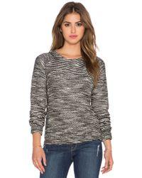 Twenty - Boucle Pullover - Lyst