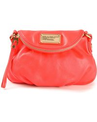 Marc By Marc Jacobs Classic Q Natasha Shoulder Bag - Lyst