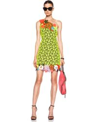 Christopher Kane All Over Poly Lace Dress - Lyst