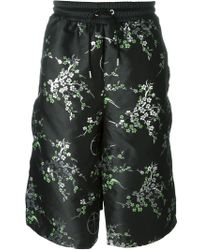 Astrid Andersen - Patterned Shorts - Lyst