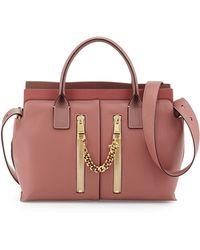 Chloé Cate Small Satchel Bag - Lyst