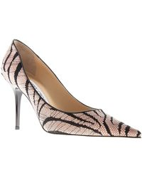 Jimmy Choo Animal Agnes Pumps - Lyst