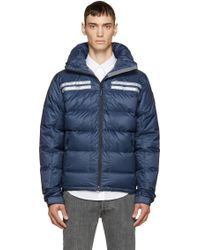 Canada Goose chateau parka online cheap - Canada goose Lodge Down Jacket in Multicolor for Men (Red) | Lyst