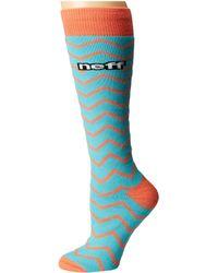 Neff   Zag Snow Socks   Lyst