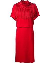 Altuzarra 'Artemis' Dress - Lyst