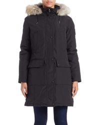 CALVIN KLEIN 205W39NYC - The Coat Edit Plus Water-resistant Down Filled Coat - Lyst