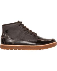 Timberland The Earthkeepers Hudston Leather and Fabric Chukka Boot - Lyst
