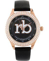 Roccobarocco   Wrist Watch   Lyst