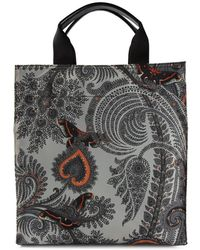 Givenchy Paisley Print Tote - Lyst