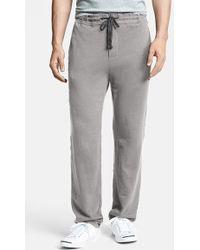 James Perse 'Classic' Sweatpants - Lyst