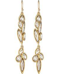 Alexis Bittar Miss Havisham Liquid Crystal Drop Earrings - Lyst