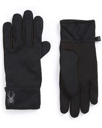 Spyder - 'power' Gloves - Lyst