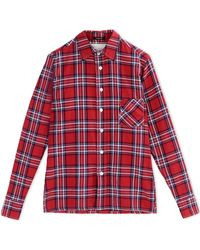 R13 | Long Sleeve Shirt | Lyst