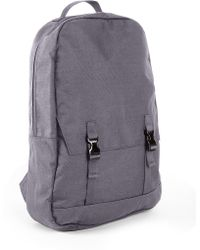 C6   Simple Pocket Backpack Ballistic Grey   Lyst