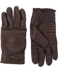 Theory - Raus Gloves - Lyst