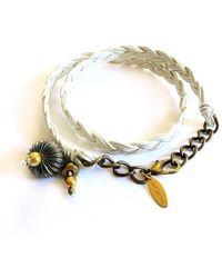 April Soderstrom Jewelry - Dojo Wrap Bracelet - Lyst