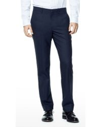Theory Marlo Pant in Baxley Wool - Lyst