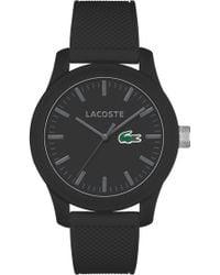 Lacoste - 42010766 Mens Strap Watch - Lyst