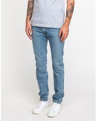 Levi's S 606 Zip Jeans - Lyst