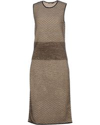 Alexander McQueen | Knee-length Dress | Lyst